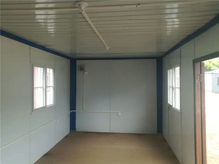 20 FT Modified Shipping Container House for Single Department with Bathroom