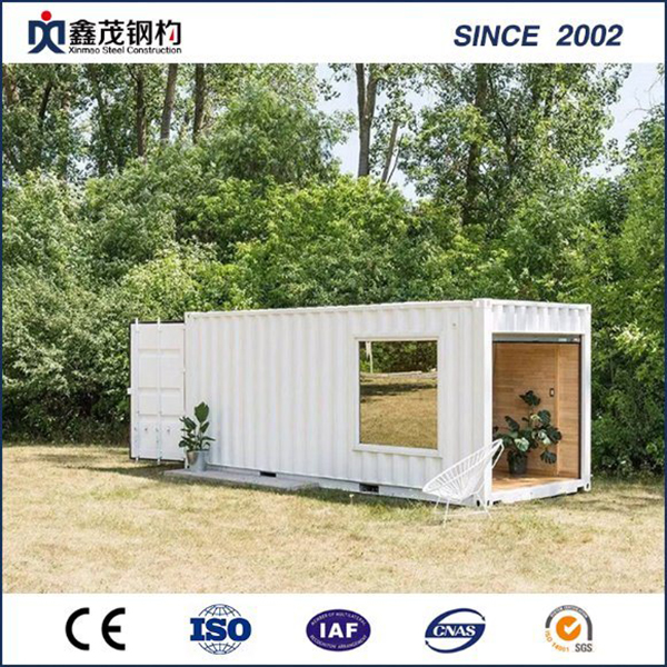 20 FT Wizige Shipping Container Huis voor Single Departemint mei Bathroom