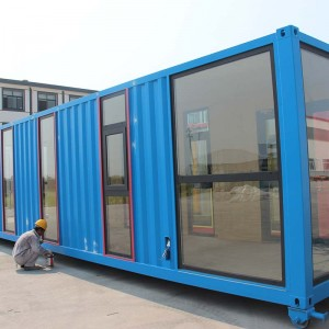 High Quality Mobile 40 Feet Shipping Container Homes from China