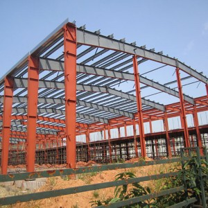 Durable Prefab Prefabricated House Steel Structure Warehouse with Best Price