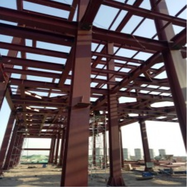 Steel Structure Frame with ISO Certification Featured Image