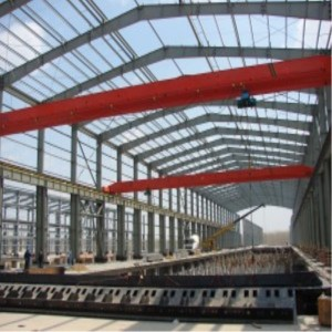 Steel Structure Workshop, Warehouse, Shed