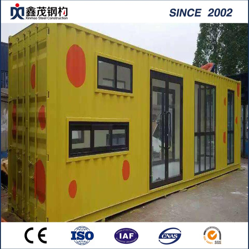 Shipping Container Homes Modern Design Customized Home In Shipping