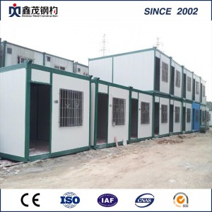 High Quality Steel Frame Shipping Container Homes/Container House/Container Homes for Sale