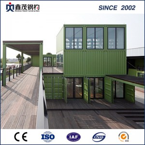High Quality Prefabricated Concrete Houses -