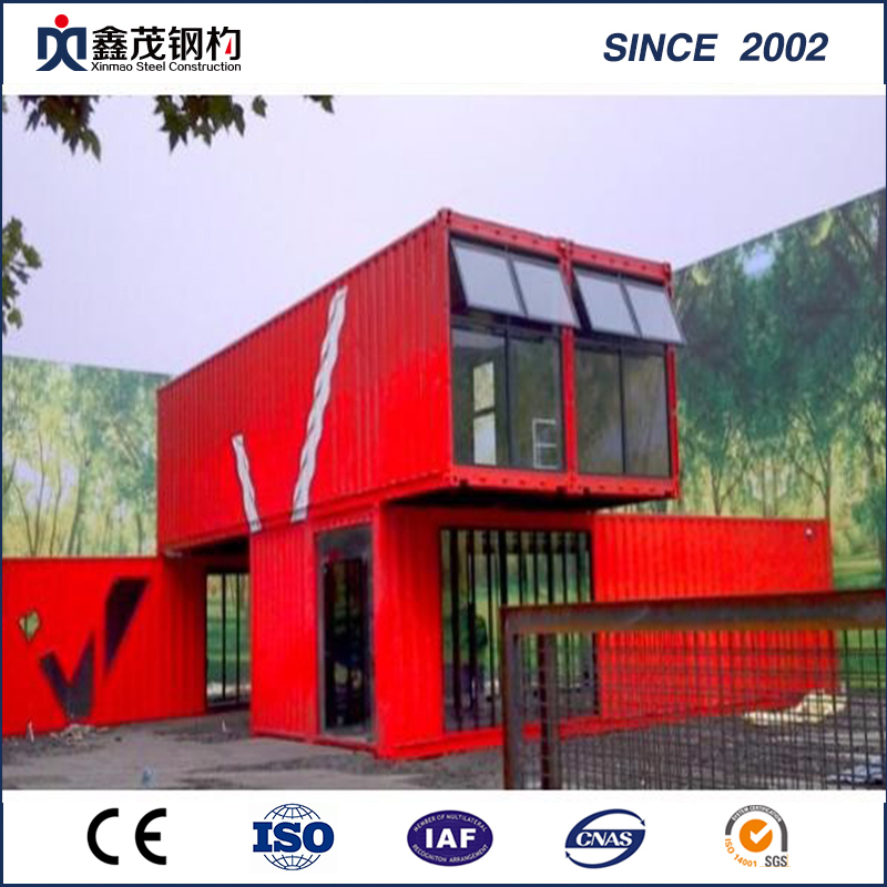 High Quality Steel Frame Shipping Container Homes/Container House/Container Homes for Sale Featured Image