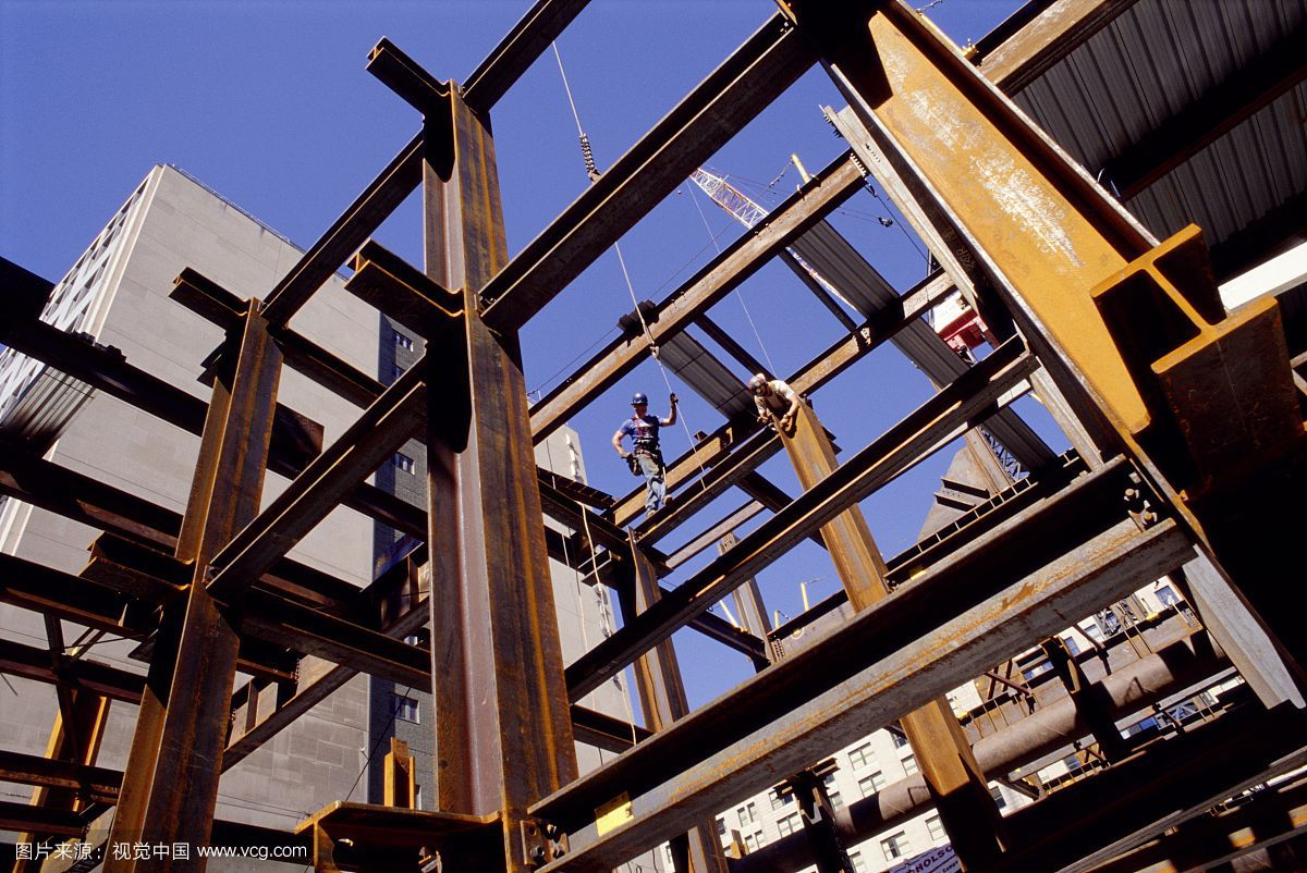7 ADVANTAGES OF STRUCTURAL STEEL FRAME CONSTRUCTION