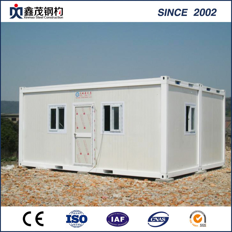 Certificated Best Price Prefab Container House Container Camp
