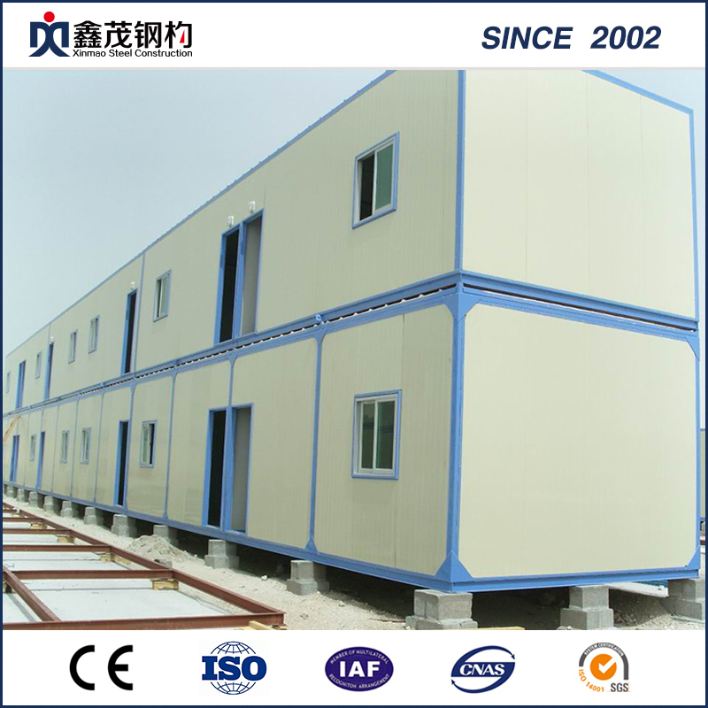 Good User Reputation for Slope Roof Prefabricated House Prices In Sudan -