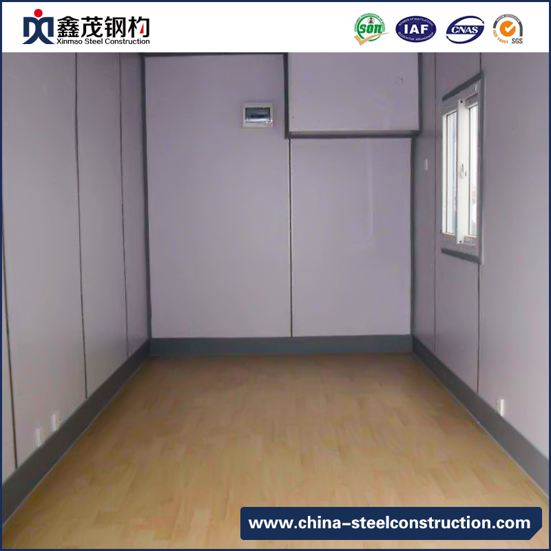 High reputation Wood Tiny House - China Insulation 20FT