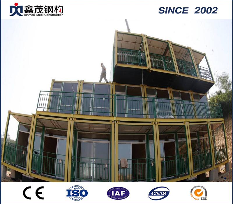 Odm Factory Prefabricated Warehouse China Low Cost