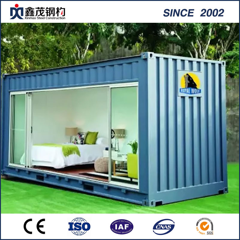 Manufacturer for Container Movable House -