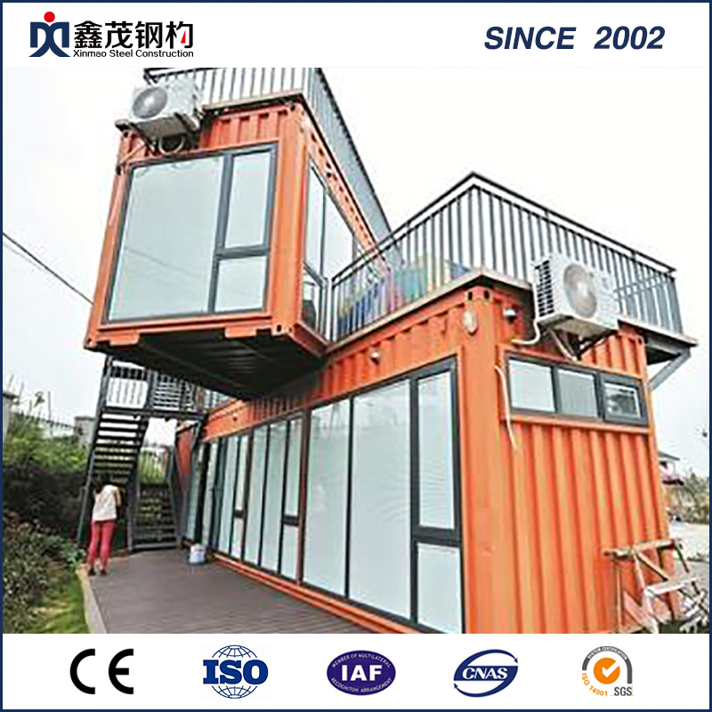Professional Design Hurricane Proof Prefab Houses -