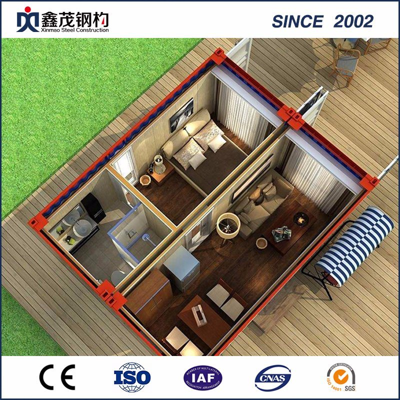 Factory For Tiny Prefabricate Home China Movable Prefab Container