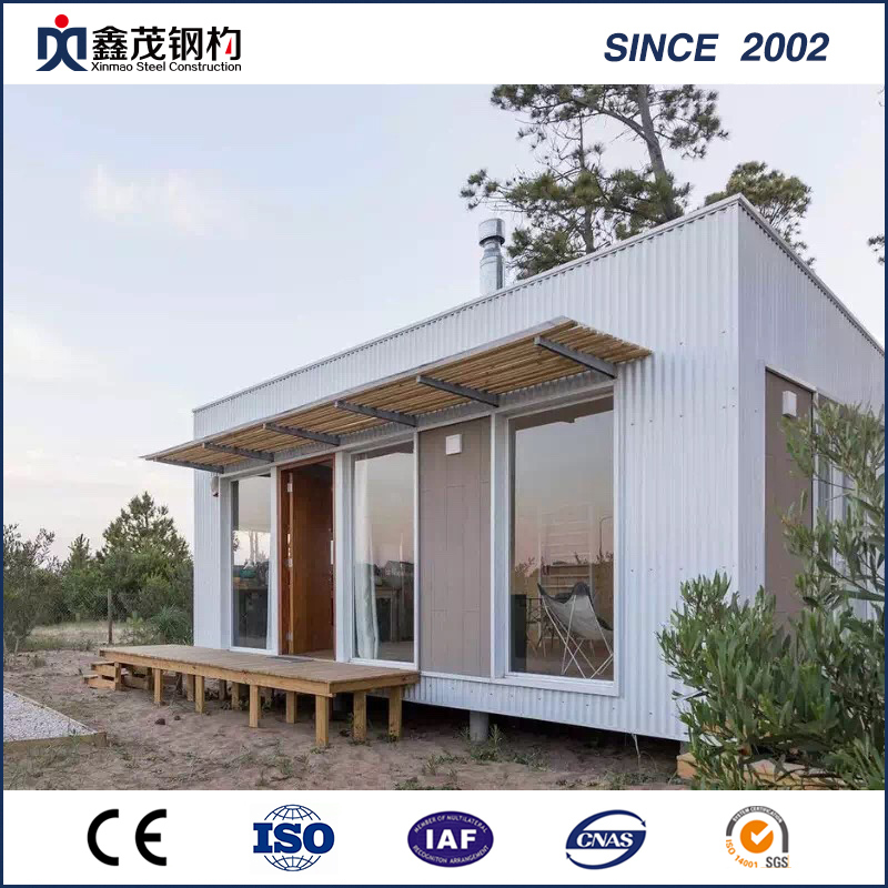 China Standard Mobile and Portable Container House for Holiday House