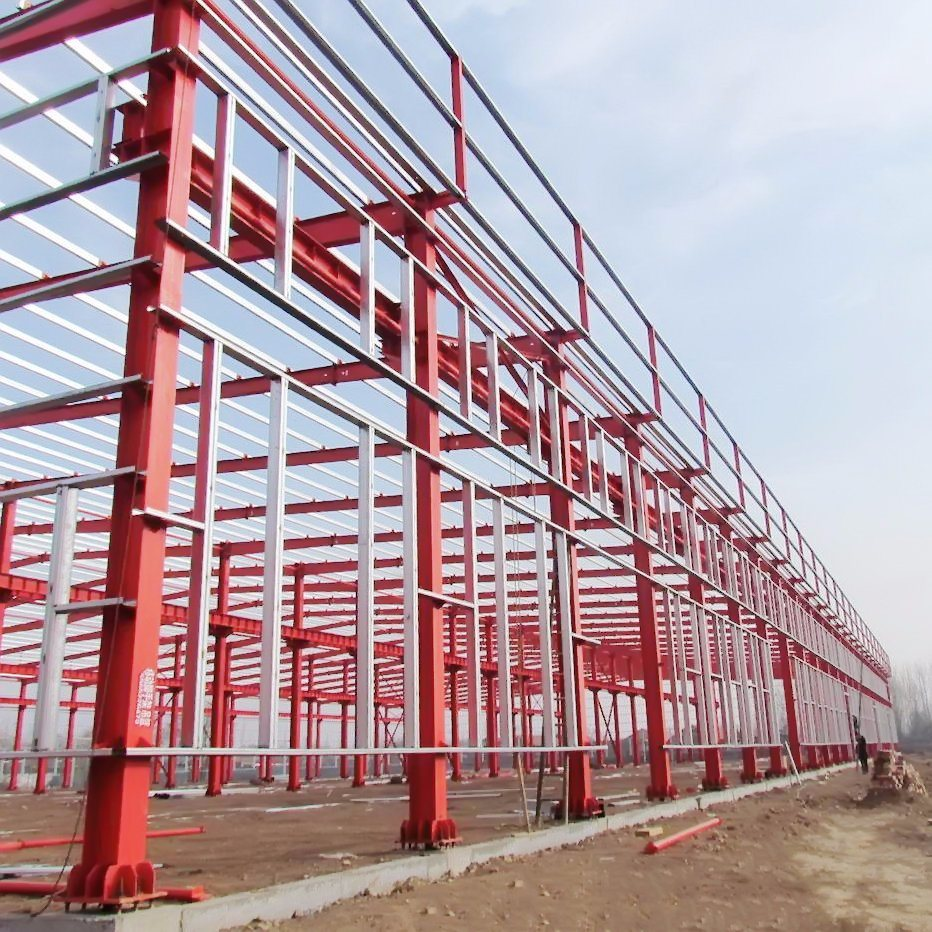 2018 High quality Lightweight Wall Construction - China Steel Buildings and Structures with Experienced – Xinmao ZT Steel
