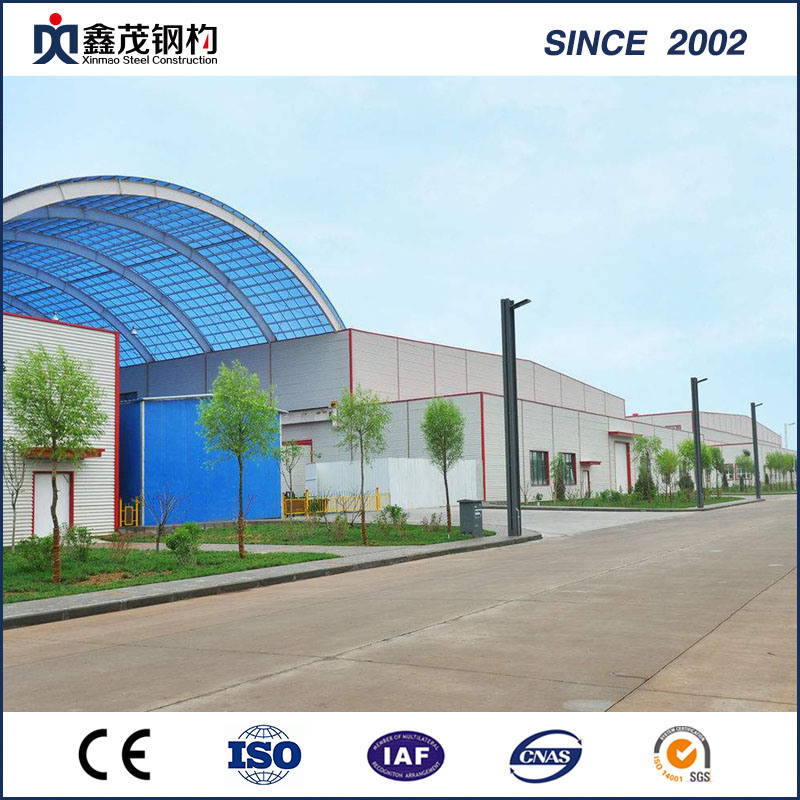 China Steel Structurer Manufacturer for Steel Structure Workshop