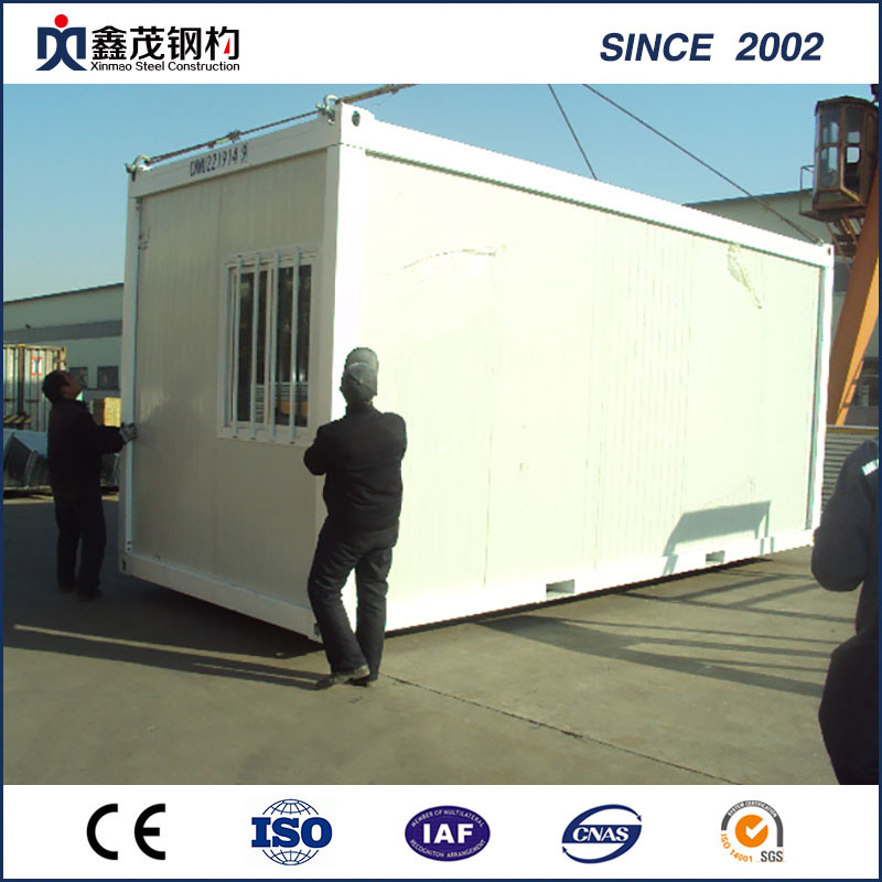 High Quality China Cheap Price Steel Portal Frame Building Assembly   Customized Prefab  Container Dormitory Worker House With