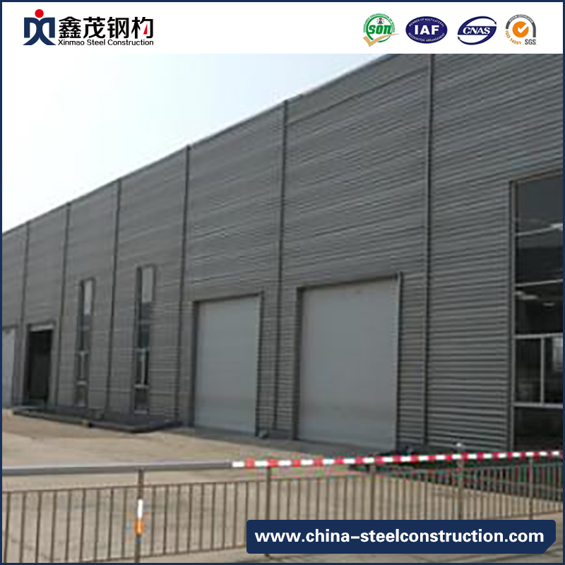 PriceList for Food Processing Warehouse - Customized Steel Structure Building Provided for Warehouse – Xinmao ZT Steel