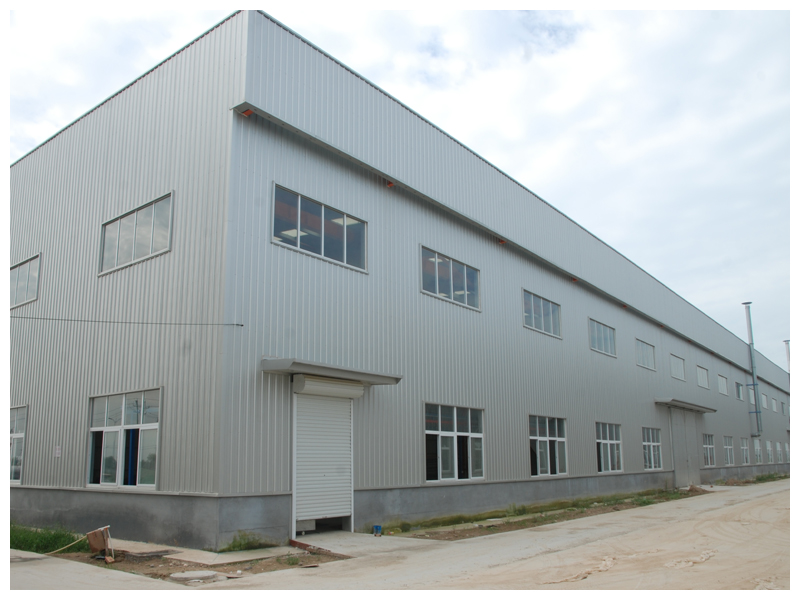 Steel Frame Structure Workshop Buildings Featured Image