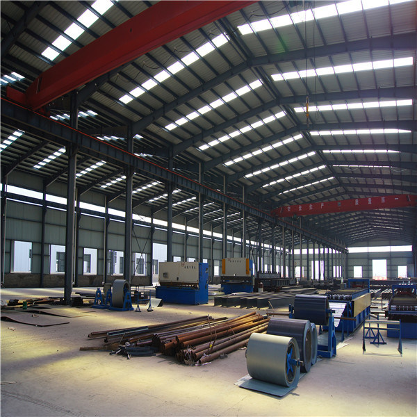 High Quality Steel Building House -