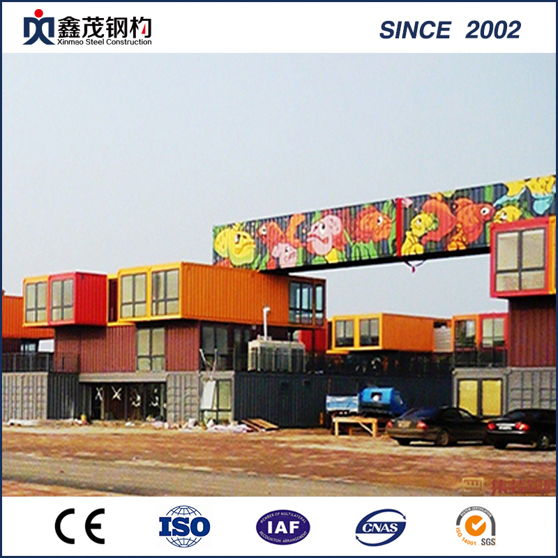 Professional Factory for Container Home For Sale -