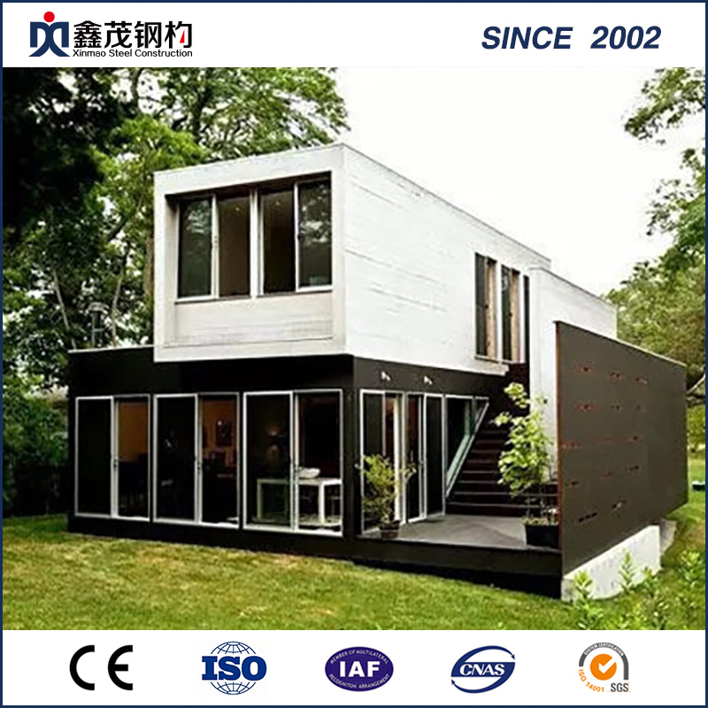 Good Designed Shipping Container House for Living