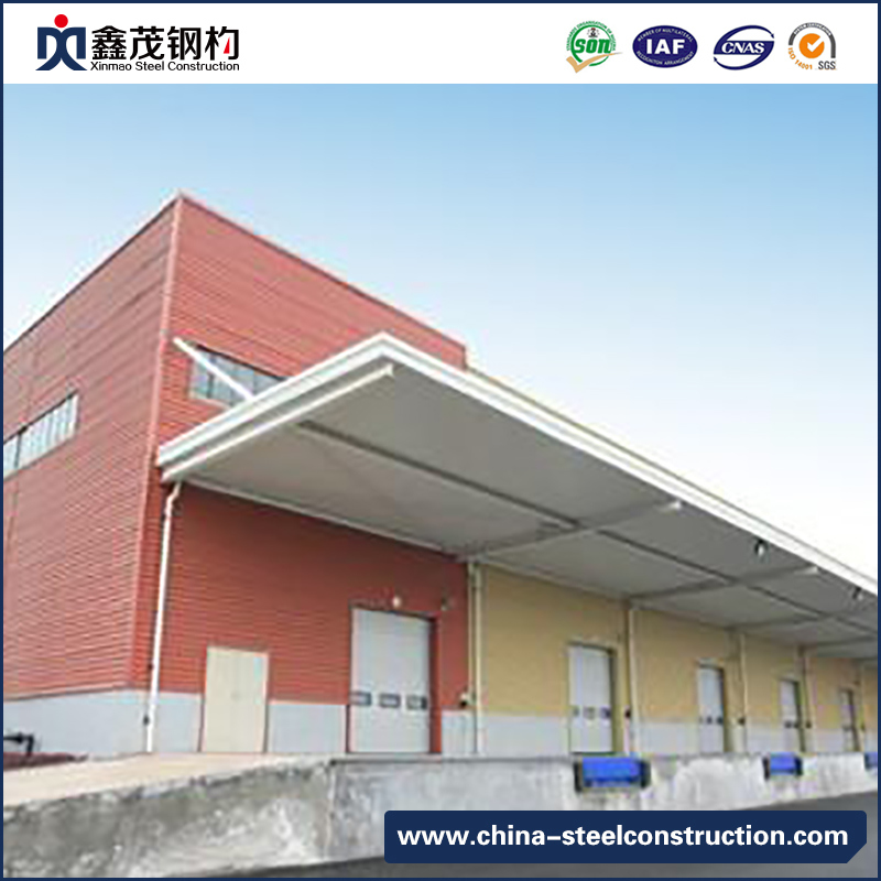 Factory Price Prefab Warehouse -