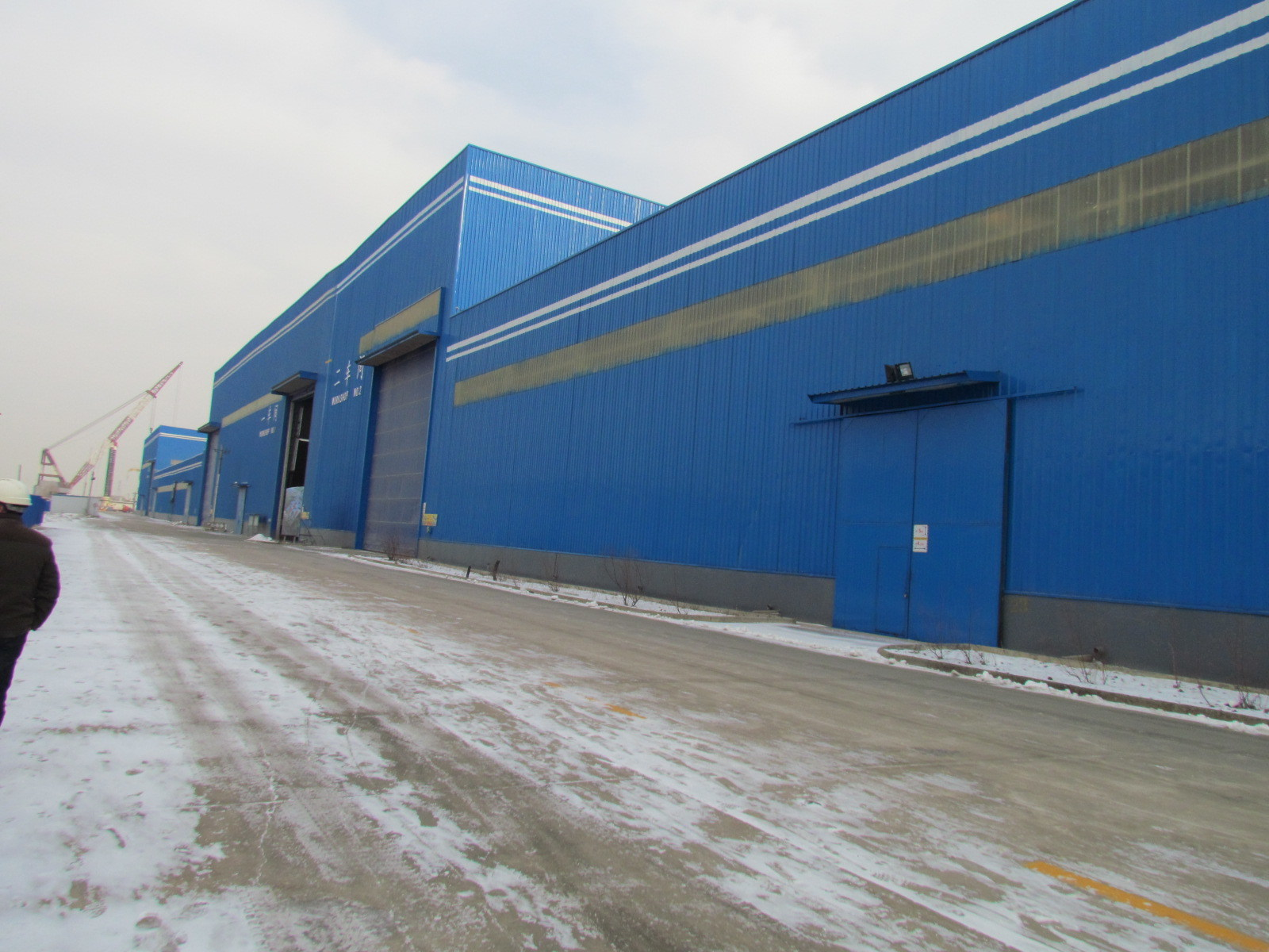 High Quality Factory Directly Structural Steel Buildings for Workshop Warehouse