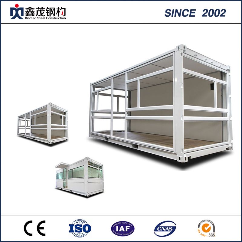 High Performance Steel Structure Of Empire State Building - High Quality Prefabricated ISO Standard Container House for Vocation – Xinmao ZT Steel