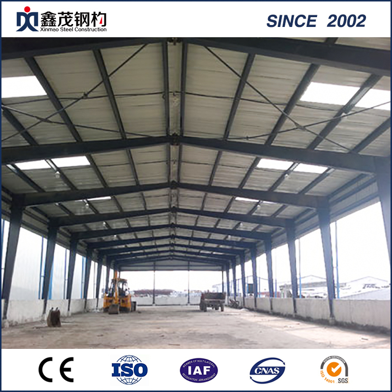 High Quality Prefabricated Steel Structure Building for Steel Structure Workshop