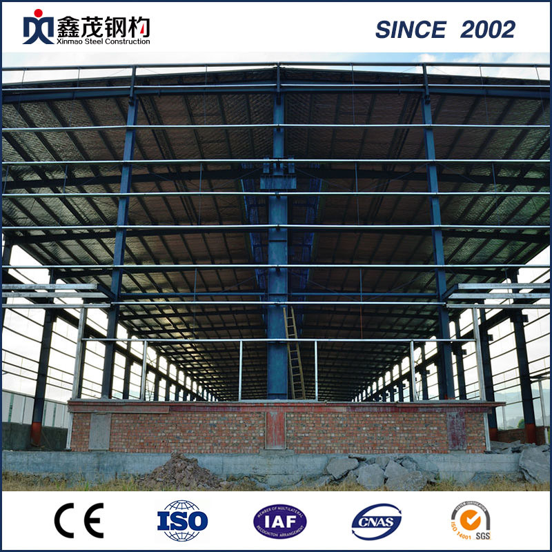 China Wholesale European Container House - High Strength Galvanized Steel Structure Hangar for Prefabricated House – Xinmao ZT Steel