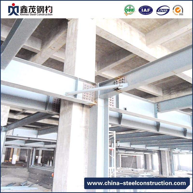 High Strength H Section Steel Structure Frame for Workshop - China ...