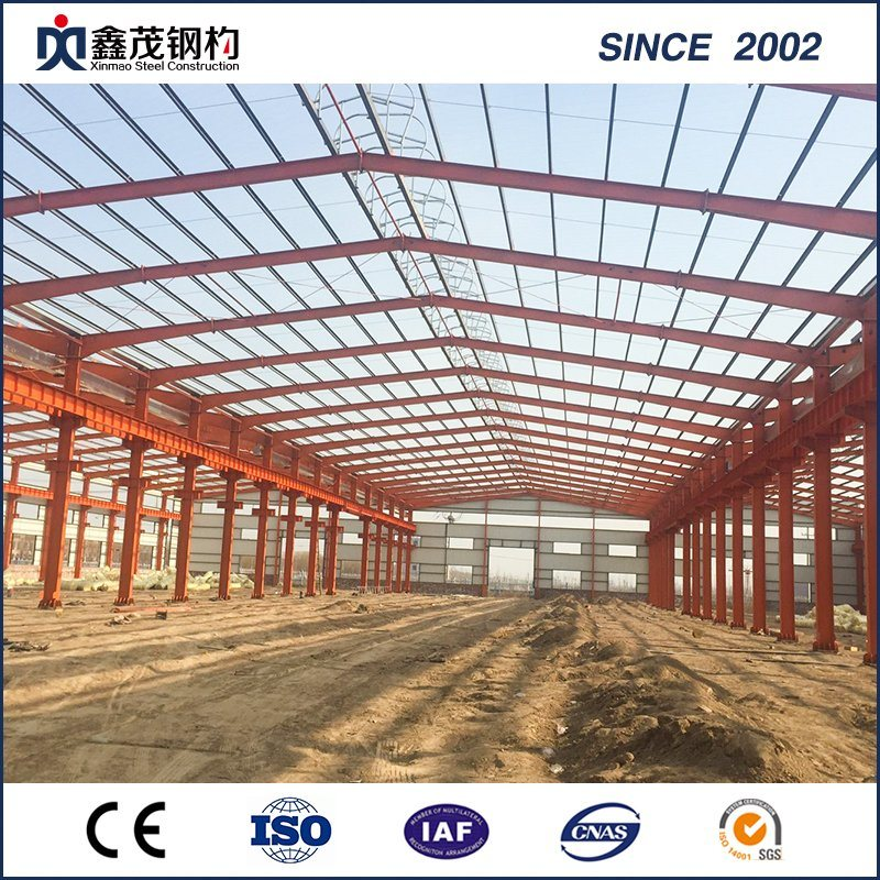 High Strength Pre‐ Engineered Steel Frame Building for Workshop