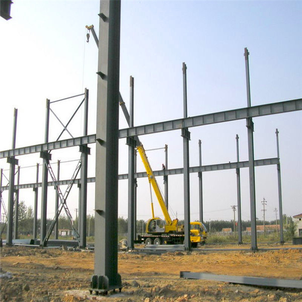Factory source Steel Structure Factory -