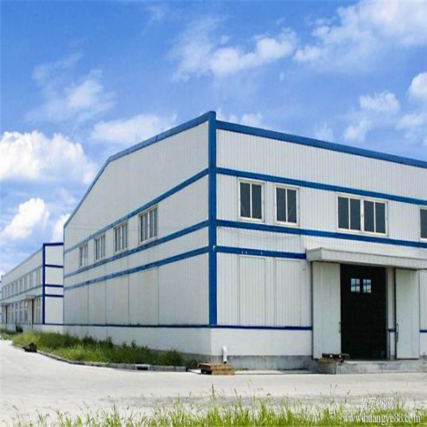 Best Price On China Steel Structure Houses Materials