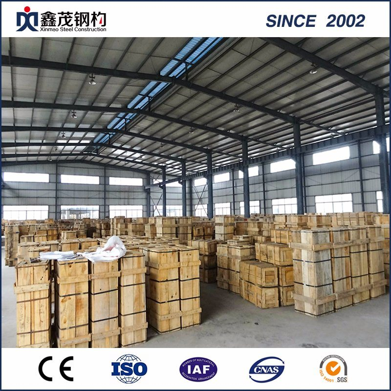 China OEM Large Fabrication Steel Structure -