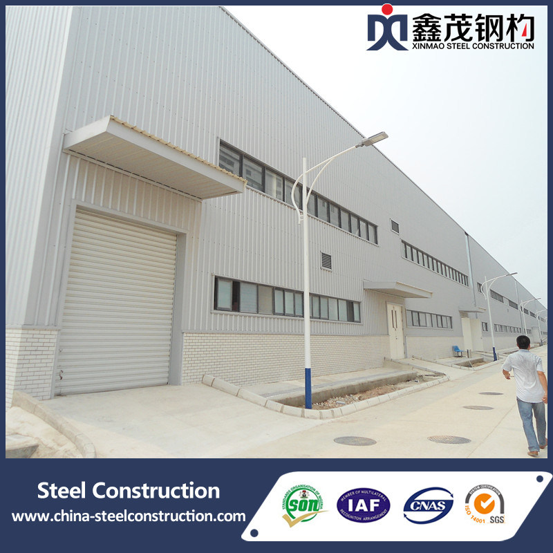 2018 China New Design Steel Structure Building Cost -