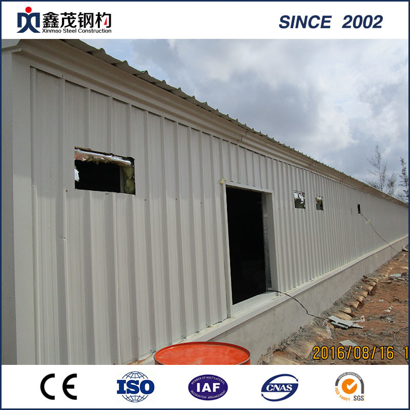 Factory Outlets Prefab Steel Structure Warehouse -