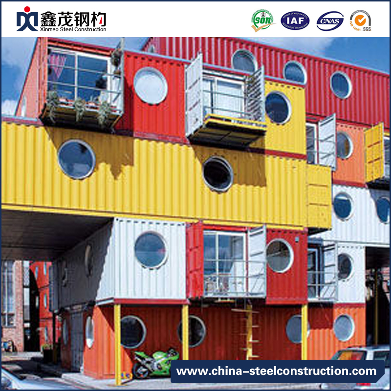 Reasonable price Sandwich Panel Prefab Houses -
