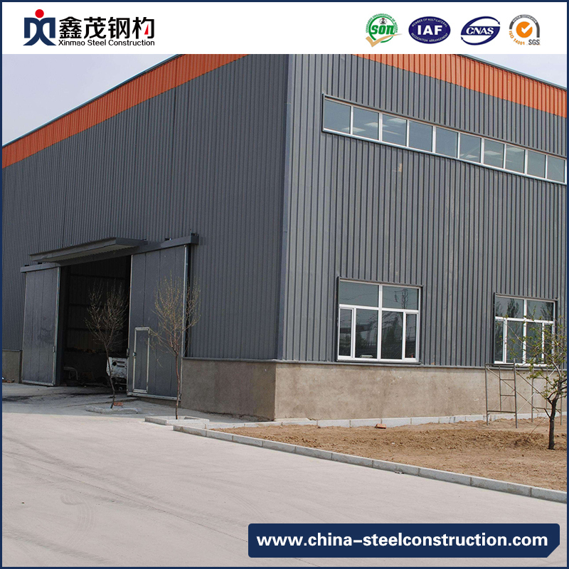 Factory For Steel Structure For Dormitory -