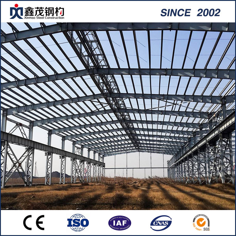 Low Price Prefabricated House for Steel Structure Workshop