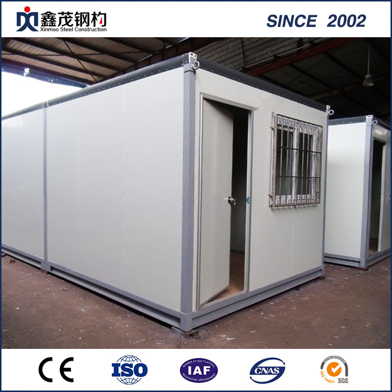 Mobile Modular Sandwich Panel Container House for Office