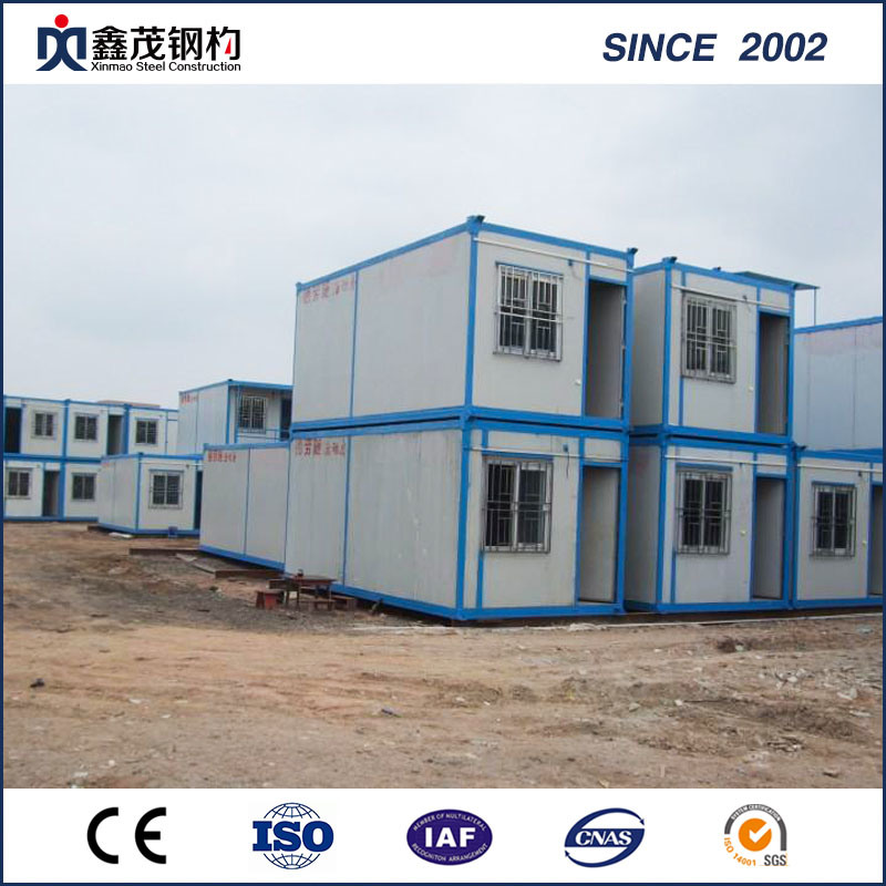 2018 Latest Design Slope Roof Modern House -