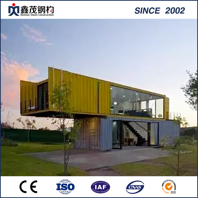 Factory Cheap Hot Prefabricated Steel Apartment Building -