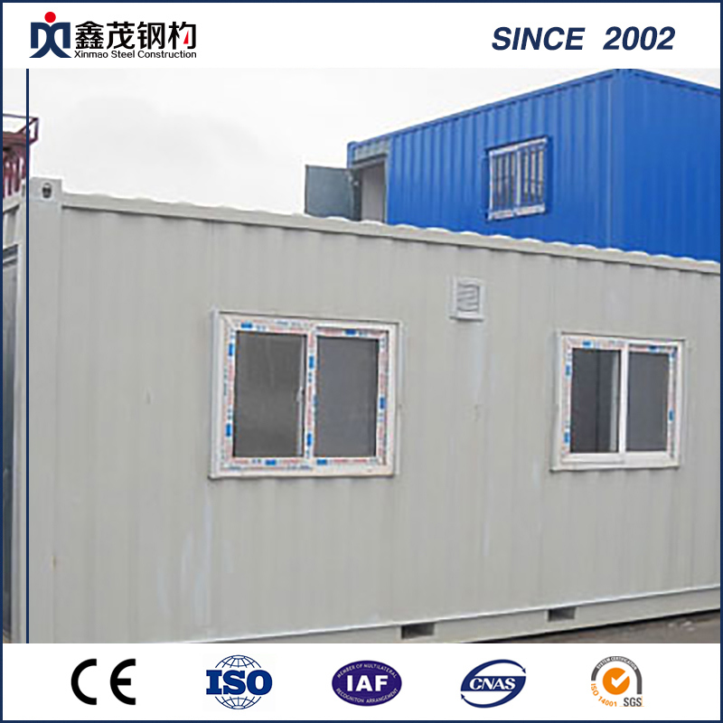 Modular House Flatpack Container Home House With Bathroom