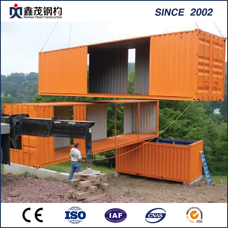 China New Product Shipping Container 20ft -