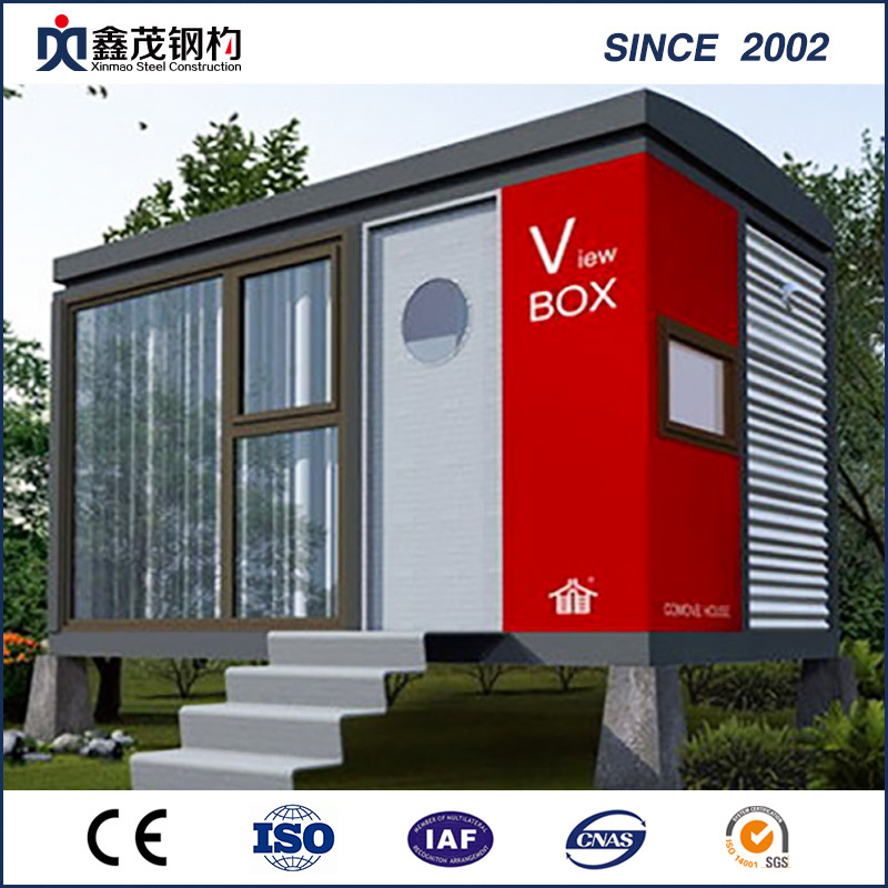 Cheapest Price Low Cost Prefab House -