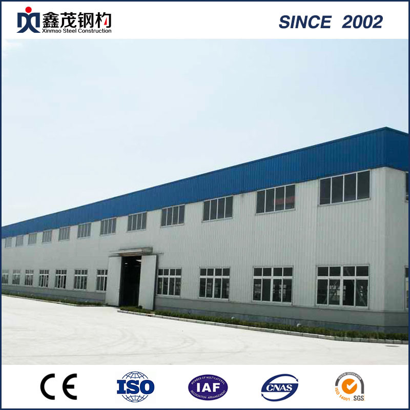 Supply OEM/ODM Structure Turnkey Light Steel Prefab House -