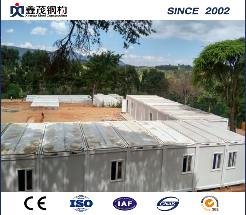 Factory Supply Steel Structure Building Architecture -